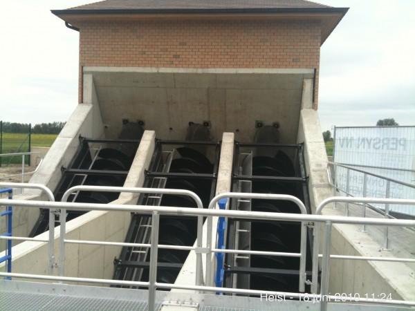 Waterwerken Vijzelgemaal