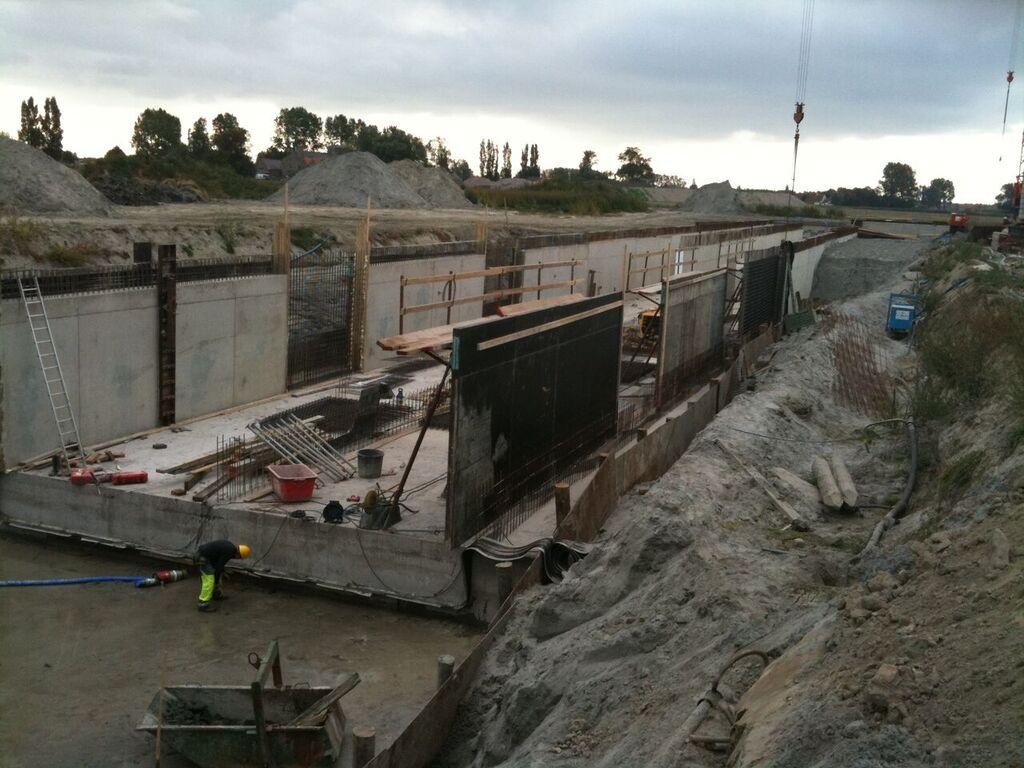 Bouwwerken - Betonstudies - Burgerlijke bouwkunde